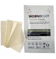 Woundclot Hemostatique Gauze - outpost-shop.com