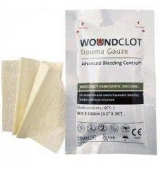 Woundclot Pansement Hémostatique - outpost-shop.com