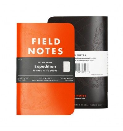 Field Notes Expedition - outpost-shop.com