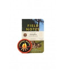 Field Notes Camp Fire - outpost-shop.com