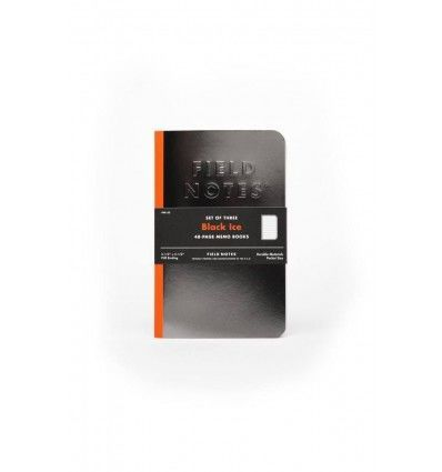 Field Notes Black Ice - outpost-shop.com