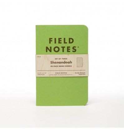 Field Notes Shenandoah - outpost-shop.com