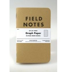 Field Notes Original Kraft - outpost-shop.com