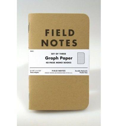 Field Notes Original Kraft - outpost-shop.com
