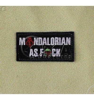 ORCA Industries Mandalorian as F*ck - outpost-shop.com