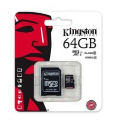 Kingston Micro SDXC 64GB Class10 - outpost-shop.com
