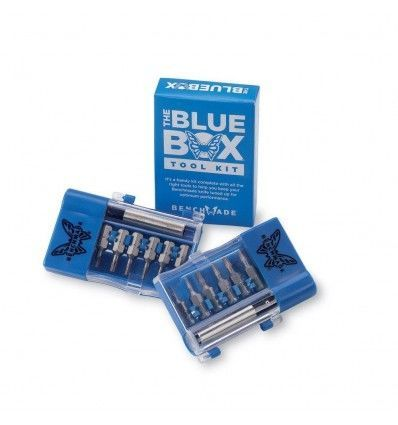 Benchmade The Blue Box Tool kit - outpost-shop.com