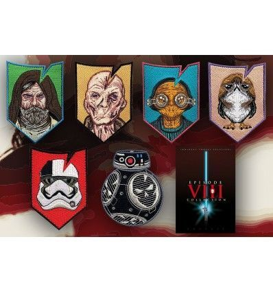 ITS Episode VIII Morale Patch Collection - outpost-shop.com