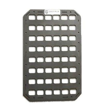 Greyman Tactical Rigid Insert Panel MOLLE (RIP-M) for 5.11 Tactical Rush 24 - outpost-shop.com