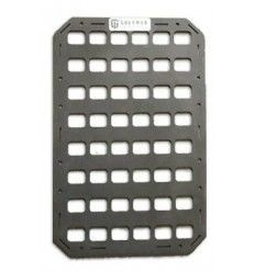 Greyman Tactical | Rigid Insert Panel MOLLE - 10.75in x 19in - GoRuck GR1 26L