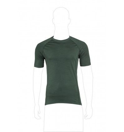 MERINO SHIRT SHORT SLEEVE