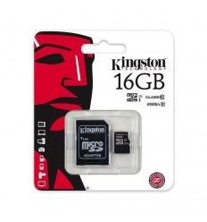 Kingston Micro SDXC 16GB Class10 - outpost-shop.com