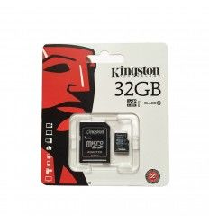 Kingston Micro SDXC 32GB Class10 - outpost-shop.com