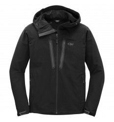 Outdoor Research Ferrosi Summit Hooded Jacket - outpost-shop.com