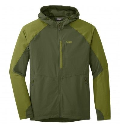 Outdoor Research Ferrosi Hooded Jacket - outpost-shop.com