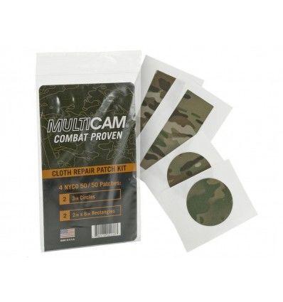 Pro Tapes MultiCam Cloth Repair Patch Kit - outpost-shop.com