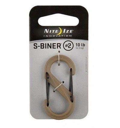 Nite Ize S-Biner Plastic - outpost-shop.com