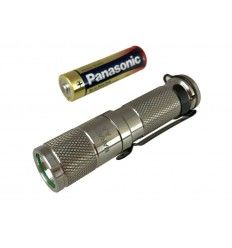 Maratac AA Titanium Nichia Flashlight - outpost-shop.com