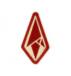 Terrain 365 | Logo Morale Patch - Red Edition