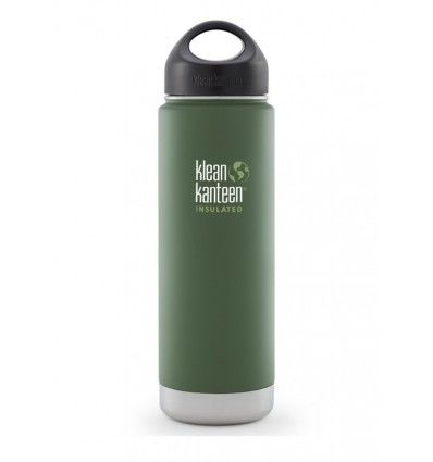 Klean Kanteen Wide Vacuum Insulated 20 oz - outpost-shop.com