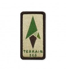 Terrain 365 Logo Morale Patch - Brand Biscuit - outpost-shop.com