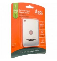 SOL Rescue Flash® Mirror - outpost-shop.com