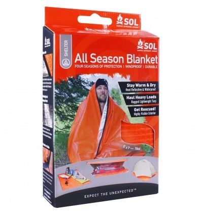 SOL All Season Blanket - outpost-shop.com