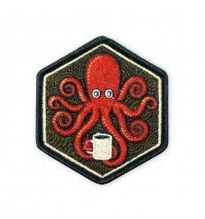 Prometheus Design Werx | Kraken Black Coffee LTD ED Morale Patch