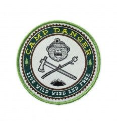 Prometheus Design Werx Camp Danger V6 LTD ED Morale Patch - outpost-shop.com