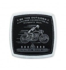 Prometheus Design Werx Memento Mori Cafe Racer LTD ED Morale Patch - outpost-shop.com