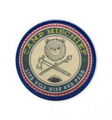 Prometheus Design Werx DRB Camp Mischief LTD ED Morale Patch - outpost-shop.com