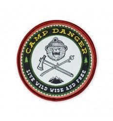Prometheus Design Werx DRB Camp Danger V5 LTD ED Morale Patch - outpost-shop.com