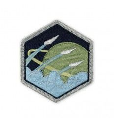 Prometheus Design Werx Attack Ships LTD ED Morale Patch - outpost-shop.com