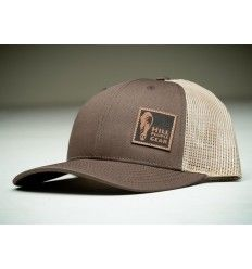 Hill People Gear | Mesh Snapback Cap