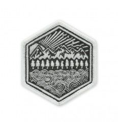 Prometheus Design Werx All Terrain GID Gray Morale Patch - outpost-shop.com