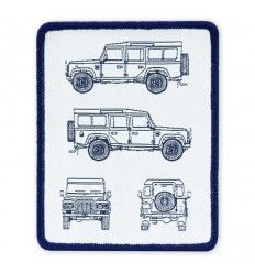 Prometheus Design Werx D110 Blue Print LTD ED Morale Patch - outpost-shop.com