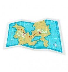 Prometheus Design Werx Secret Treasure Map 1 Morale Patch - outpost-shop.com