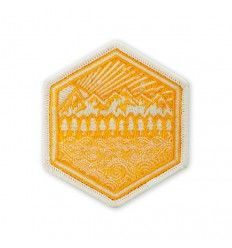 Prometheus Design Werx All Terrain GID Orange Morale Patch - outpost-shop.com