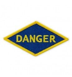 Prometheus Design Werx Danger Tab Vintage LTD ED Morale Patch - outpost-shop.com