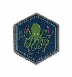 Prometheus Design Werx DIY Kraken V2 LTD ED Woven Morale Patch - outpost-shop.com