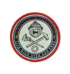 Prometheus Design Werx Danger Workshop V1 Morale Patch - outpost-shop.com