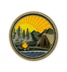 Terrain 365 | Mountain Lake Campsite Morale Patch - v1