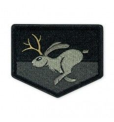 Prometheus Design Werx High Speed Jackalope Darkness LTD ED Morale Patch - outpost-shop.com
