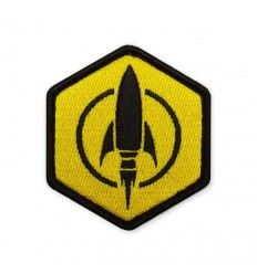 Prometheus Design Werx Rocket Badge V5 LTD ED Morale Patch - outpost-shop.com