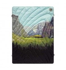 Rumpl Original Puffy Blanket, National Parks - Yosemite - outpost-shop.com