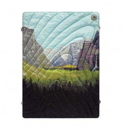 Rumpl Original Puffy Couverture, National Parks - Yosemite - outpost-shop.com