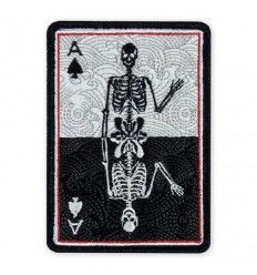Prometheus Design Werx | Death Card Mirror LTD ED Morale Patch
