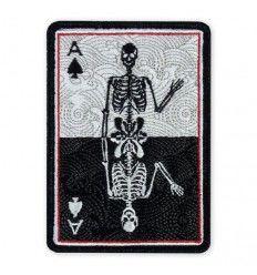 Prometheus Design Werx | Death Card Mirror LTD ED Morale Patch