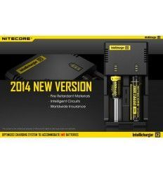 Nitecore | IntelliCharger i2 Battery Charger