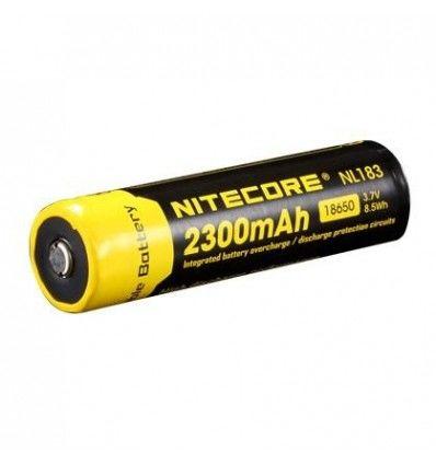 Batterie 18650 Li-ion battery (2300mah)
